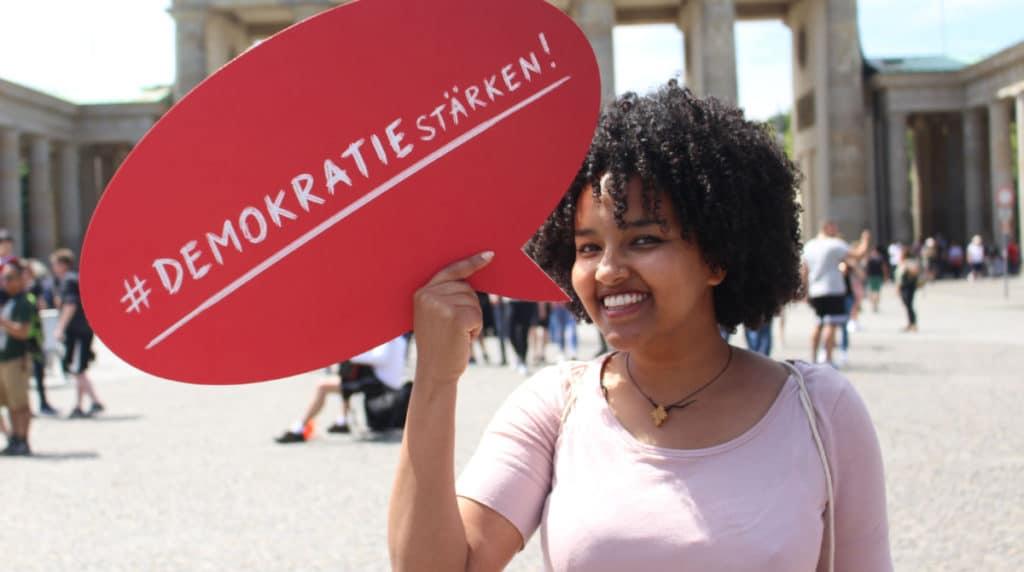 Start Stiftung - Demokratie stärken