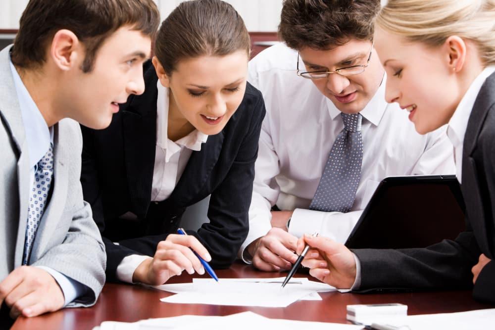Besprechung HR team