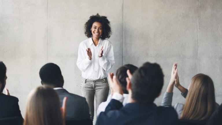 Frauen sind in Führungspositionen unterrepräsentiert