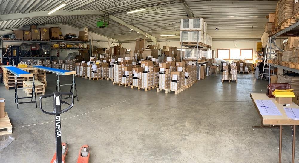 Der TMS Eine logistische Herausforderung